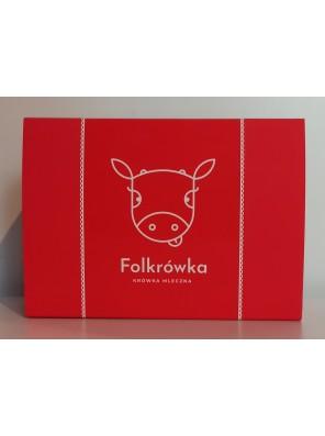 Folkrówka - Krówka mleczna...