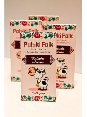 Folkrówka - tabliczka słodyczy